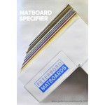 Matboard Download of Mat board specifier book