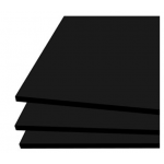 Foam Board  Solid black 5mm foam board 32 x 40