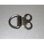 Framing Accessories Hooks  D-Hook NP double hole (10pk)