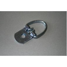 Framing Accessories Hooks  D-Hook large single hole (10pk)