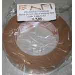 Framing Accessories Tape Brown Backing tape 24 mm  (50m roll)